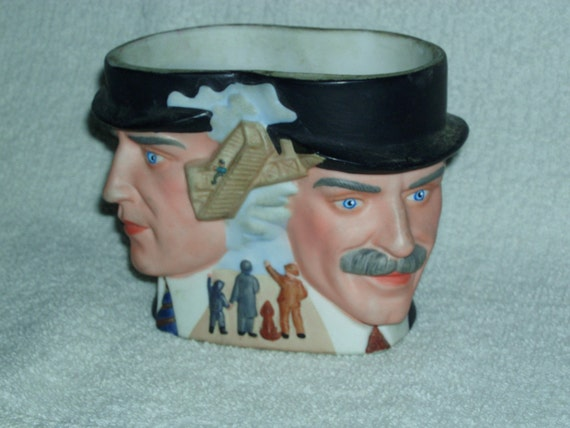 VIintage 1985 Avon Cup - The Wright Brothers (Item 23)