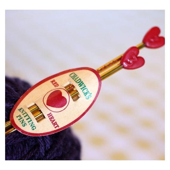 Vintage Knitting Needles : Vintage knitting needles