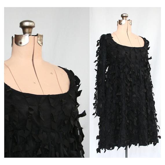 SALE Vintage Anna Sui Baby Doll Ribbon Dress