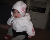 Hooded Jacket and Hat  size 18 mos