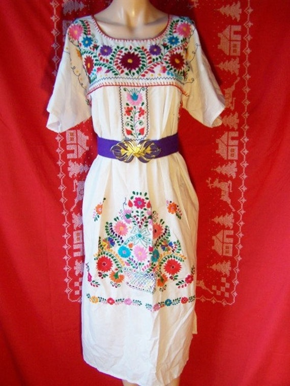 Mexican Dress Riviera Pleasant Peasant size L XL storewide Sale Buy 2 get 1 FREE