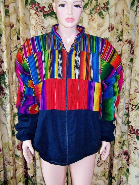 Guatemala Jacket size XL Unisexy World Citizen