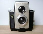 vintage camera - 1960s kodak brownie reflex