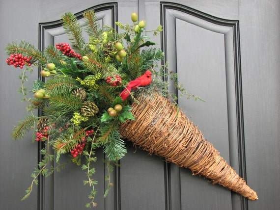 Christmas Wreath - The Christmas Cone for Your Holiday Decorating