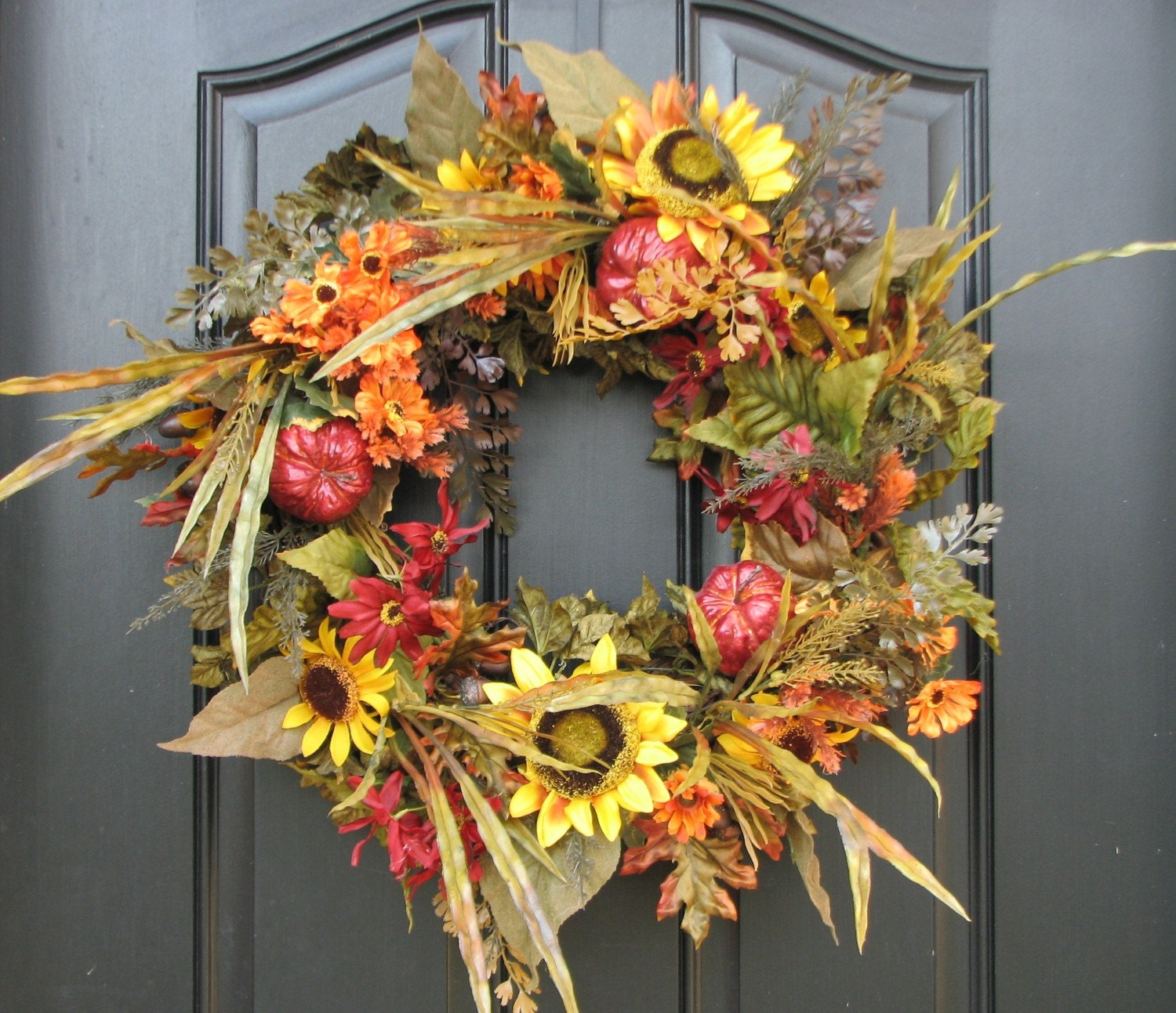 The Beauty Of Fall Wreath Fall Sale Going On Now