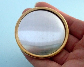 Gold Plated Pin Setting Frame Mounting 106G