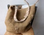 Potato Sack Bag--Belle de Fontenay