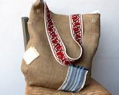 Potato Sack Bag--Charlotte