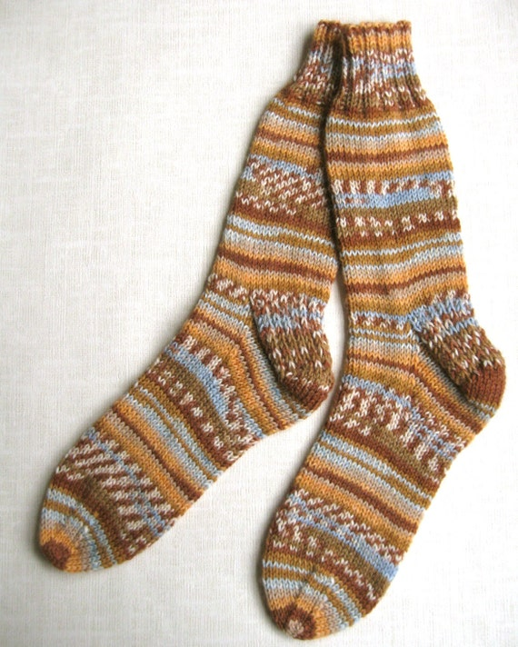 Hand Knit Socks for Women