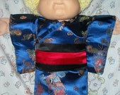 Cabbage Patch Doll Kimono Obi Outfit
