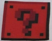 Question Mark Box  From Mario Magnet