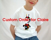 Custome Order for Claire