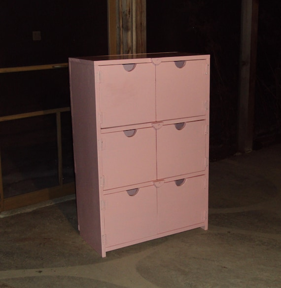 ... Toy Box Cabinet Chest 36 TALL X 24 Wide Shabby Chic Wood Wooden