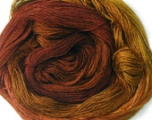 Mulberry Silk Lace Yarn 1.8oz in Late Autum Colors (50905)