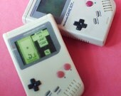 Ultra Cool Game Boy Soap (Chocolate Truffles Scented)