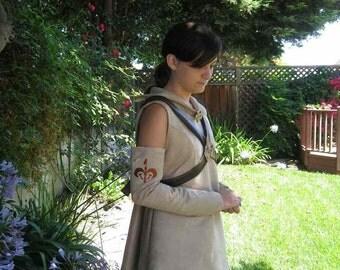 Padme Mustafar Costume Star Wars Episode III