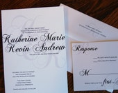 Watermarked Monogram Design We...