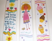 Angel Friends Bookmarks