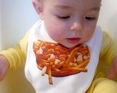 LIMITED EDITION Poutine bib