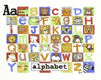 A is for Alphabet