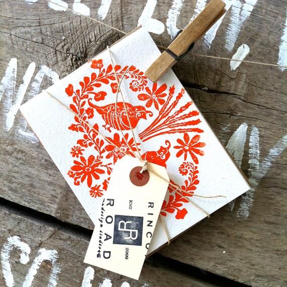 El Jardin - Set of 8 Blank Cards