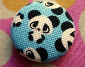 Baby Panda Magnet -  by Vegancraftastic
