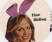 fine riding (2.25-in magnet pinback button key chain bottle opener pocket mirror)