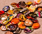 SPECIAL OFFER    lucky dip 6pc (1inch badges)