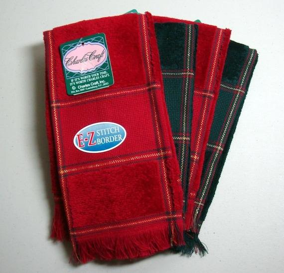 Charles Craft Fingertip Towels