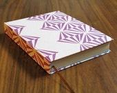 Bookcloth Bound Journal\/Notebook (Plum)