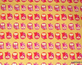 One Yard of Hot House Owls
