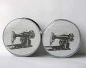 Vintage Sewing Machine Plugs 7/16 to 1 Inch 11mm to 25mm