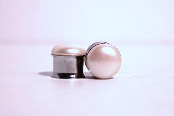Pearl Plugs 9/16 Inch 14mm