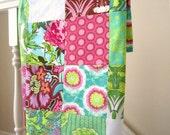 Soul Blossoms Baby Blanket