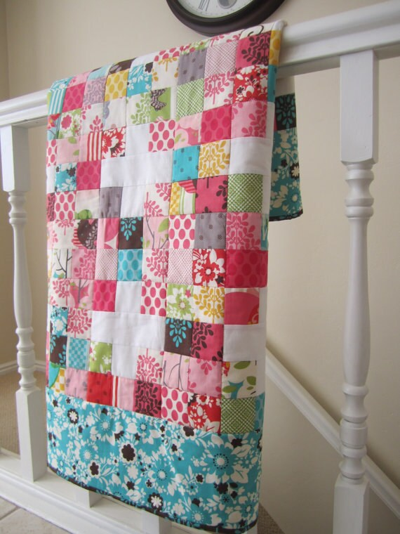 It's a Hoot Baby Quilt