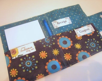 Personal Organizer Sewing Tutorial Sell What you Make Instant Download