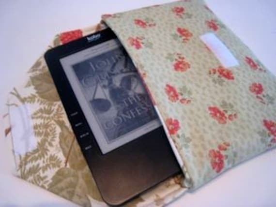 E Reader Cover or Sleeve Sewing Pattern Instant Download