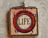 life artist pendant