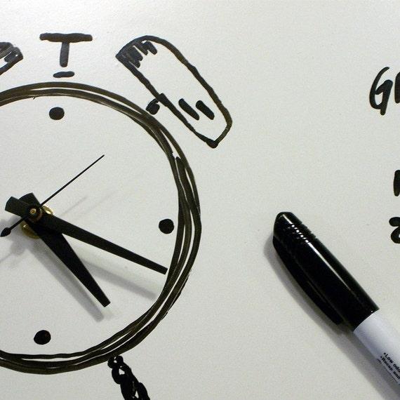 A clock a day keeps . . . .