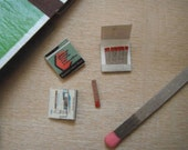 Miniature Matches