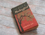 Miniature Book --- To Kill a Mockingbird