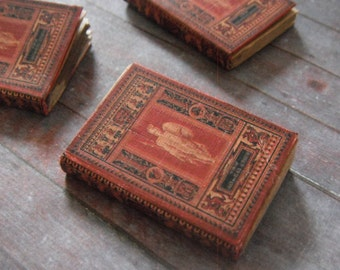Miniature Classical Book Set