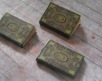 Miniature Spell Books