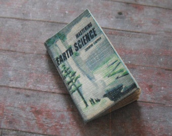 Miniature Book --- Earth Science