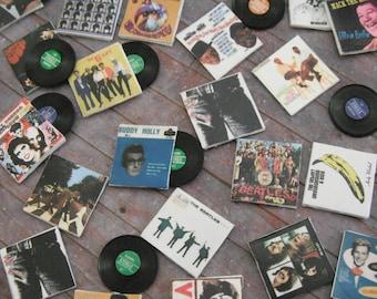 Miniature Classic Record Album