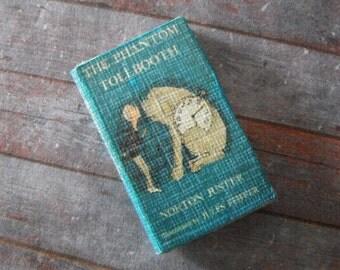 Miniature Book --- Phantom Tollbooth