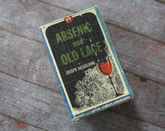 Miniature Book --- Arsenic and Old Lace