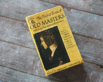 Miniature  Book --- Art History