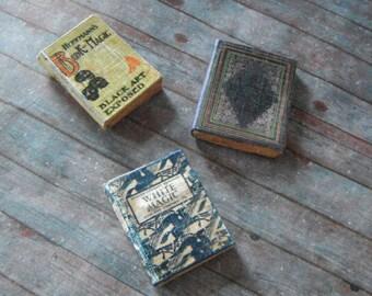 Miniature Magic Books