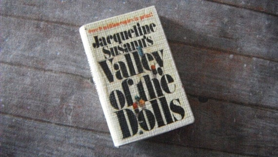 Miniature Book --- Valley of the Dolls